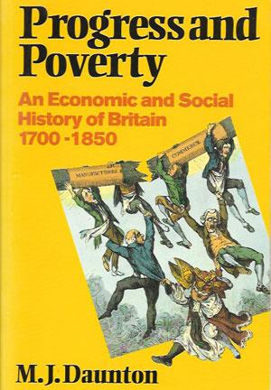 Progress And Poverty | Martin Daunton | Cambridge