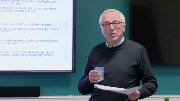Martin Daunton Video Link | Martin Daunton | Cambridge