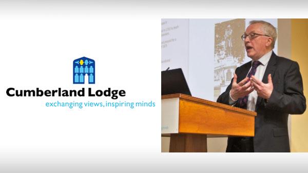 Cumberland Lodge Video Link | Martin Daunton | Cambridge