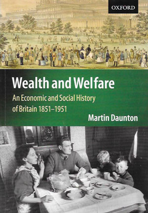 Wealth and Welfare | Martin Daunton | Cambridge