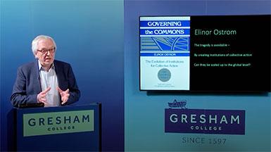 Gresham College | Intergenerational Justice and Climate Change Lecture | Martin Daunton | Cambridge